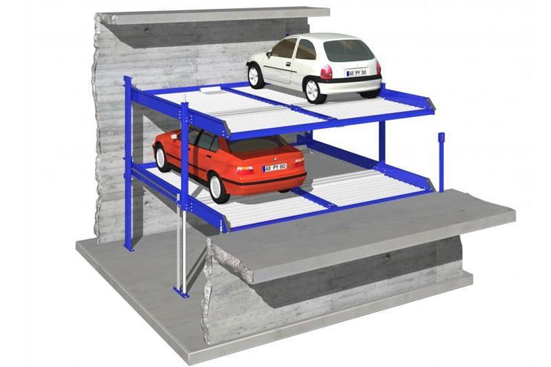 Parkiranje uz uštedu prostora