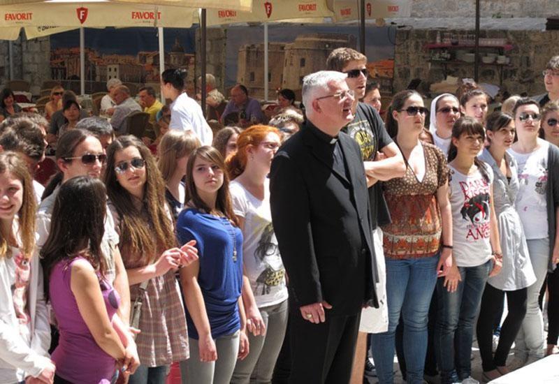 Dubrovnik domaćin katoličkoj mladeži 2014.