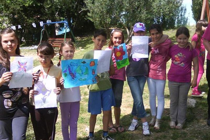 Lara, Ivana i Baldo imaju najbolje eko crteže