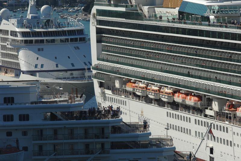 U ponedjeljak milijunti putnik s cruisera!