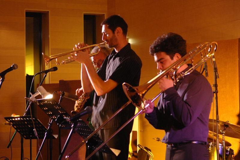 Jazz improvizacije u novom amfiteatru