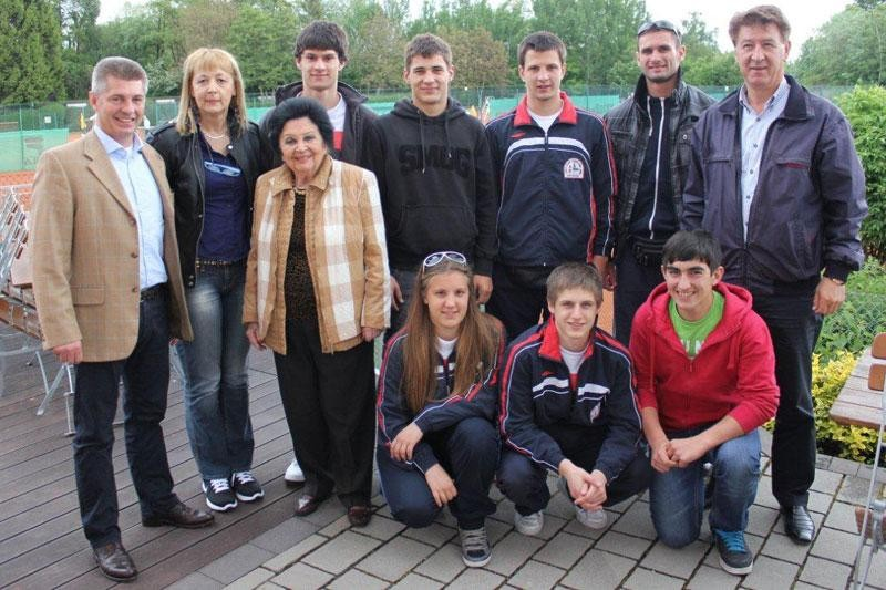 Mladi dubrovački judoke u Bad Homburgu
