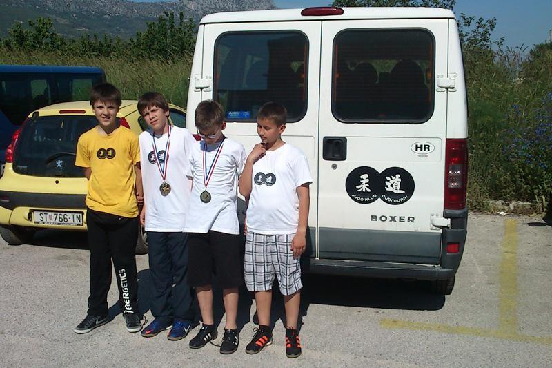 Medalje za Šutala i Dedića