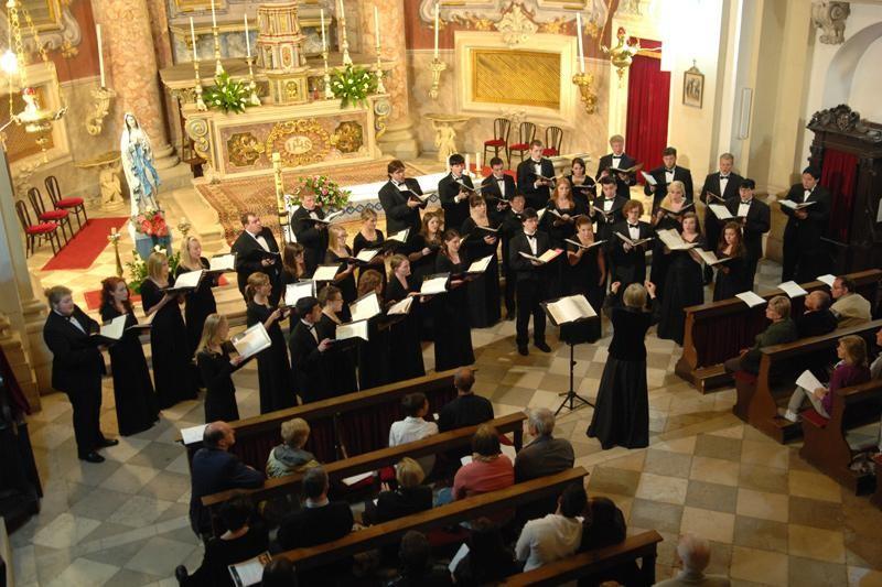 Zajednički koncert dva zbora