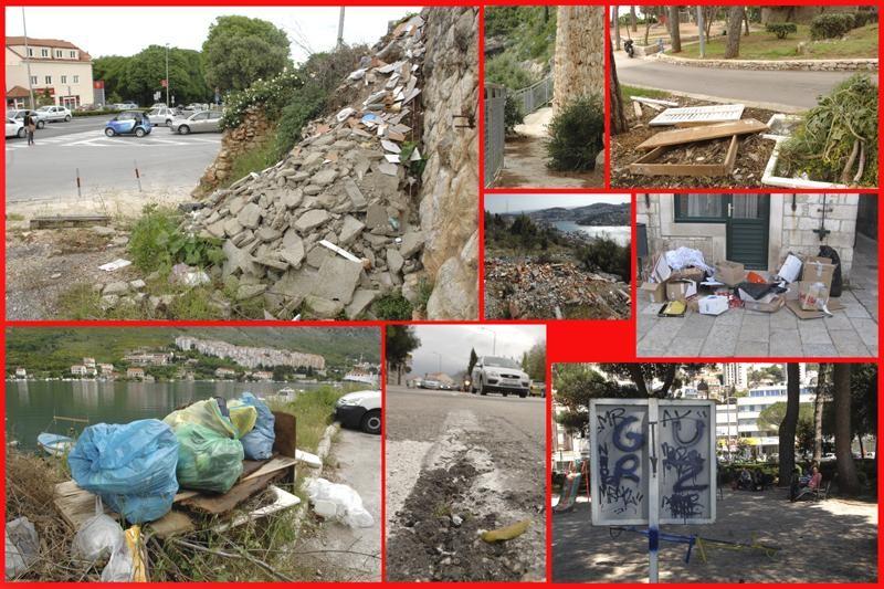 Gradu se stislo jer komunalci ne rade svoj posao!
