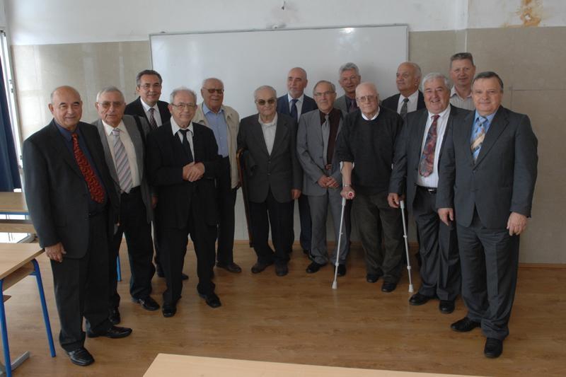 50 godina mature ugostitelja generacije 1961./62.