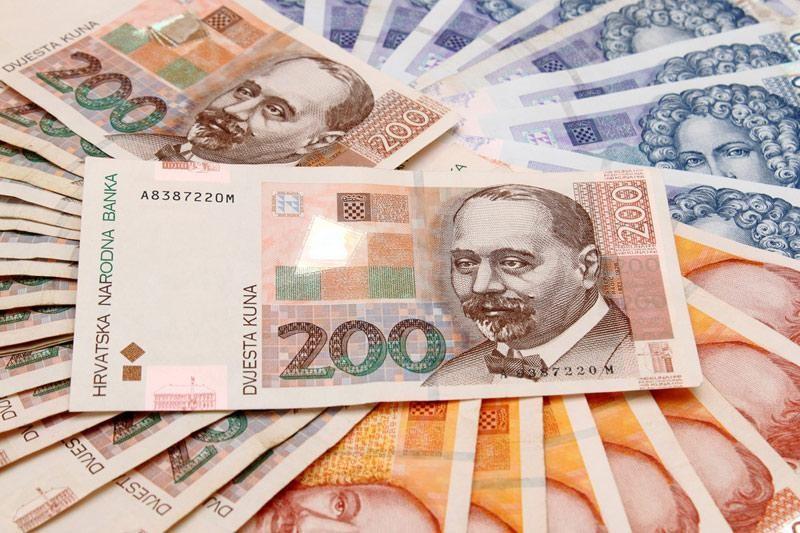 Hrvatskom kolaju krivotvorene novčanice