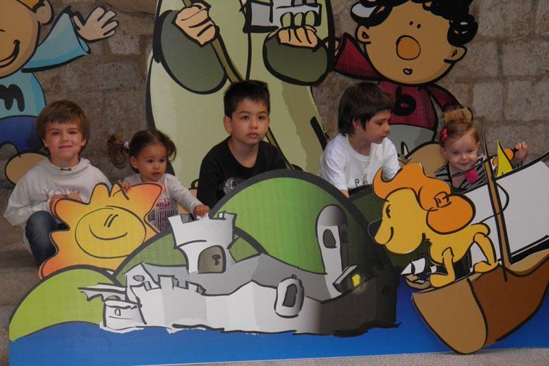 FOTO Mališani oduševljeni slikovnicom