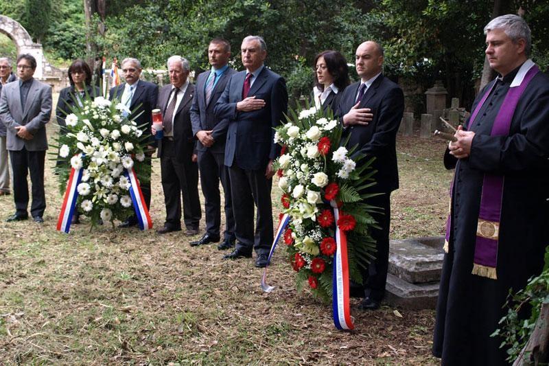 Spomen-dan na hrvatske žrtve u Bleiburgu