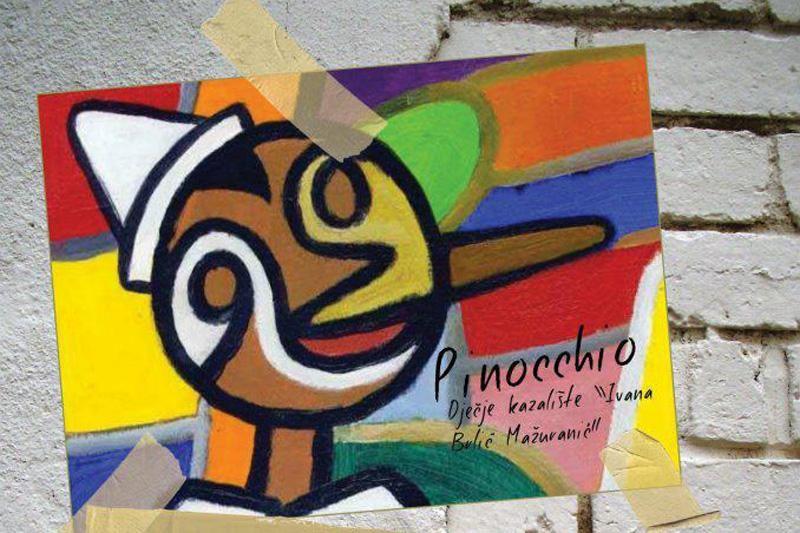 Večeras Pinocchio u Pridvorju