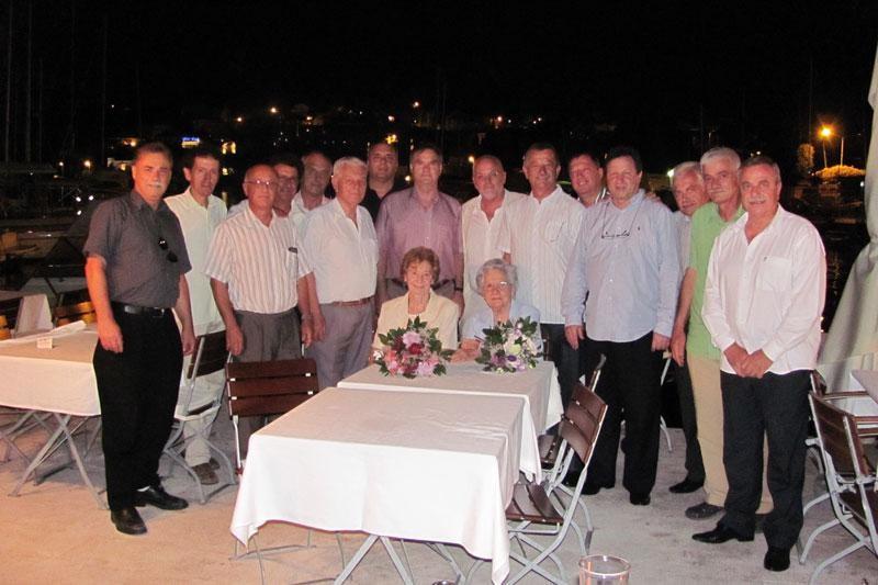 Brodostrojari proslavili 40 godina mature