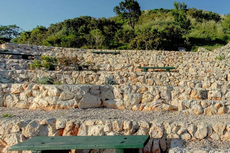 Kakav pogled puca s amfiteatra na Orsuli!