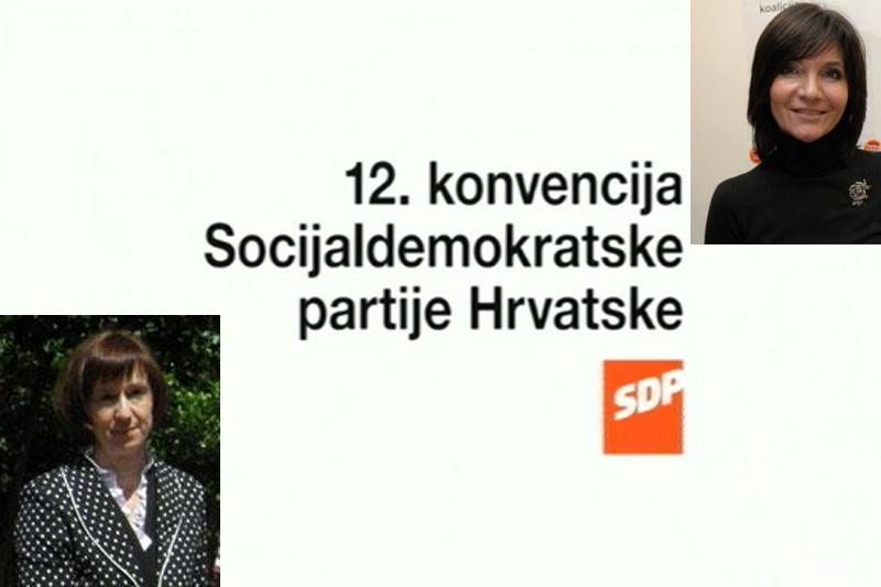 Bonačić i Čurčija u Glavnom odboru SDP-a