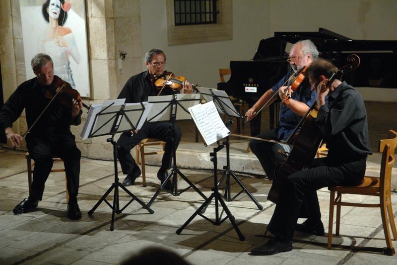 Arcco kvartet s Đivom Franetović Kušelj