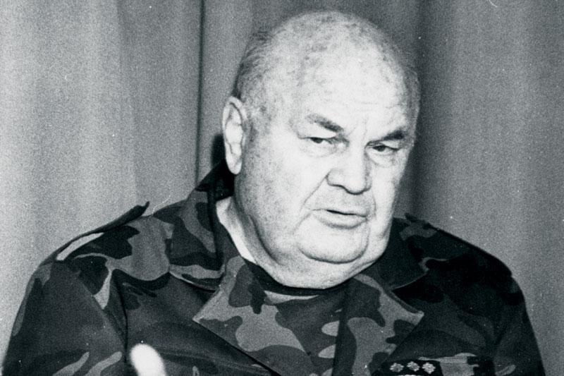 """General Bobetko: """"Vrijeme ucjena je prošlo"""""""