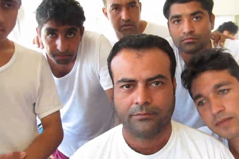 VIDEO Emigranti ne žele natrag u Grčku