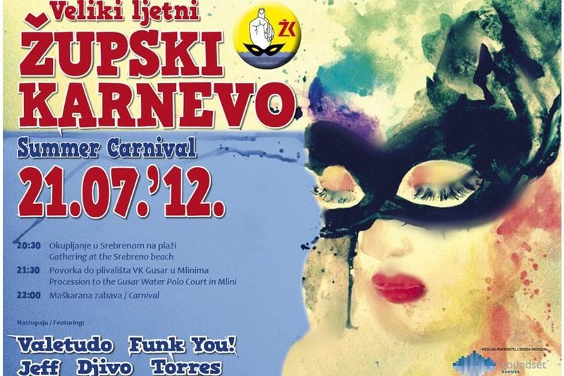 Župljani zovu na ljetni karnevo!