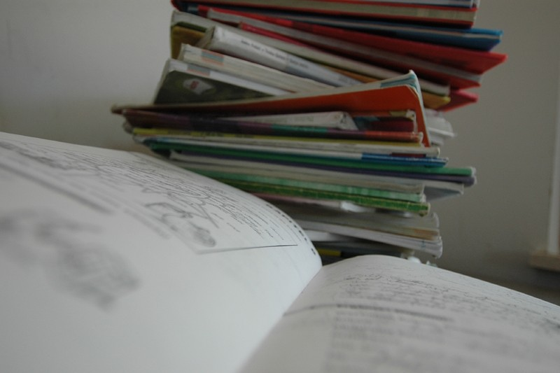 Caritas i dalje prikuplja korištene udžbenike