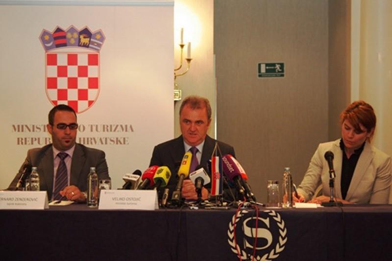 Ministar Ostojić se pohvalio turističkim rezultatima