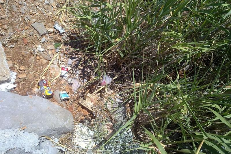 FOTO Dubrovačke plaže prepune smeća