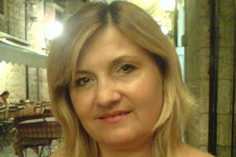 Vedrana Starić, SDPovka i pjevačica na čelu Carine