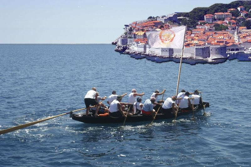 Maraton lađa od Neretve do Dubrovnika