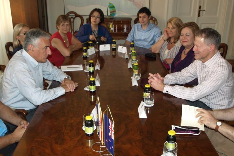 Bolja suradnja Županije i Novog Zelanda
