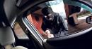 DOLIJAO PROVALNIK Iz parkiranog vozila ukrao tri ženske torbice