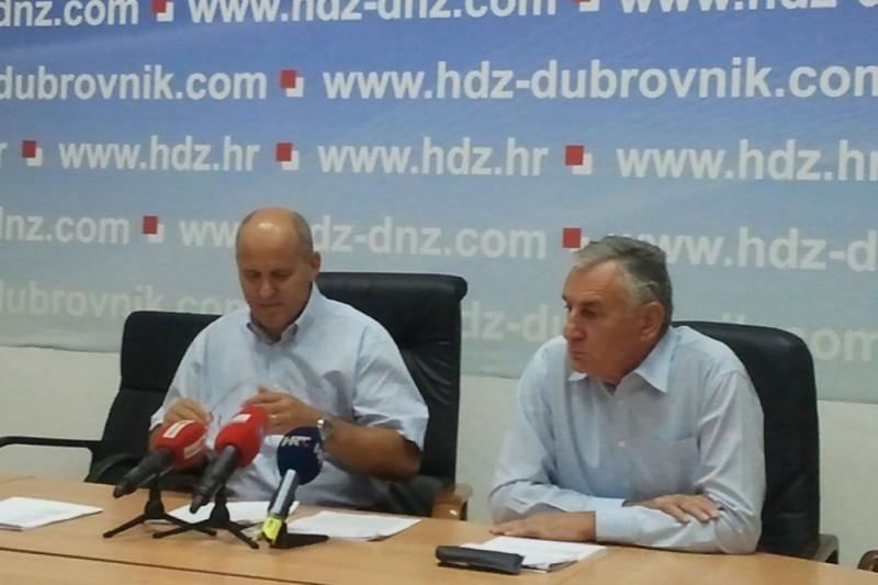 HDZ potvrdio samo Dobroslavića