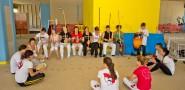 OVOG VIKENDA Još jedan Capoeira festival