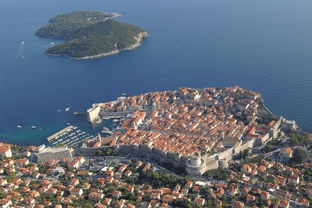 Dubrovnik sa Srđa