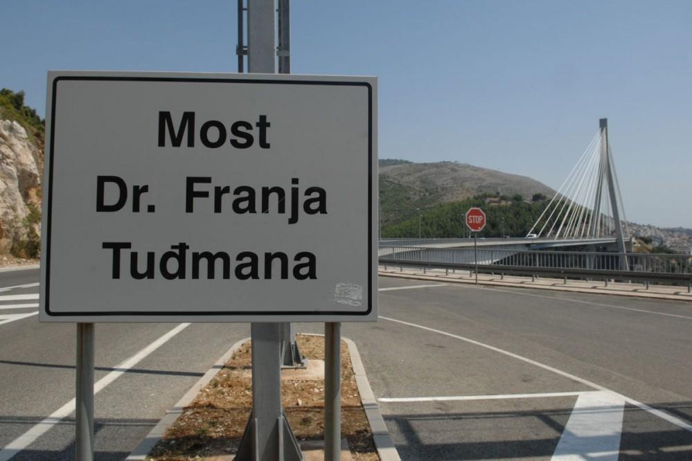 Most dr. Franja Tuđmana