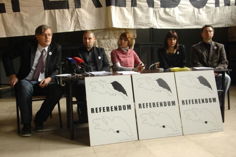 Od 1. veljače prikupljanje potpisa za referendum