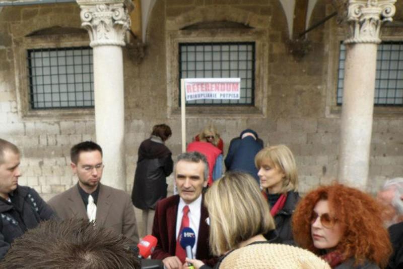 "VIDEO ""Građani Dubrovnika, i vas se tiče!"""