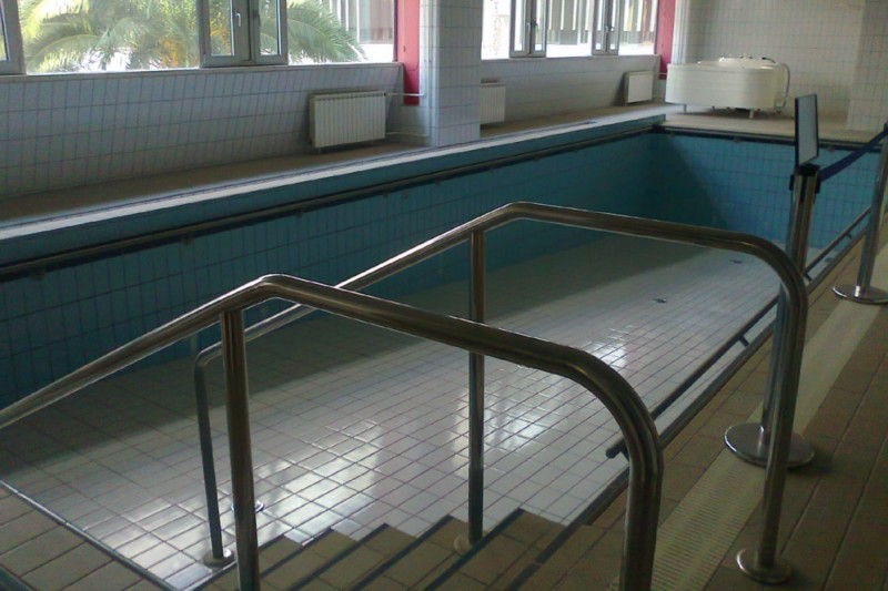 Imamo bazen za fizikalnu terapiju- već 30 godina!