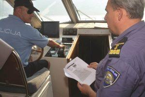 Talijanska ribarica nezakonito ušla u hrvatske teritorijalne vode