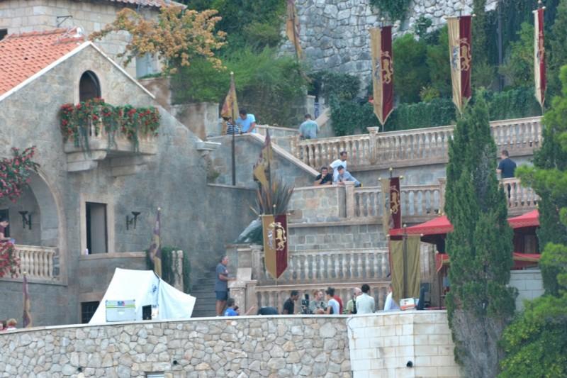 FOTO Belvedere postao scena 'Igre prijestolja'