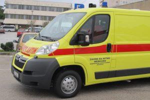 Investicija u žurne službe: Radi se na nabavci broda za vatrogasne i medicinske intervencije
