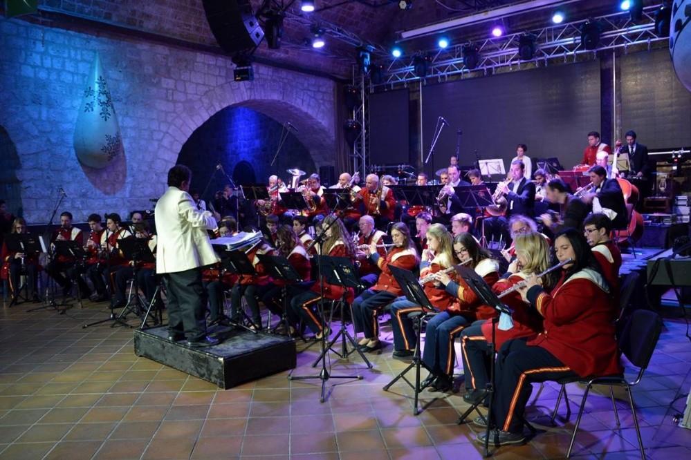 Božićni koncert Gradska glazba 2013.