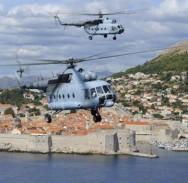 Dva prijevoza helikopterom i dvije nesreće
