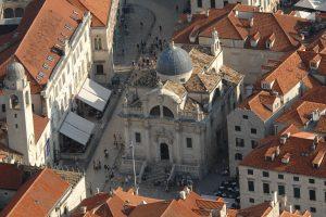 University of Notre Dame Concert Band @ Ispred Crkve svetog Vlaha | Dubrovnik | Dubrovačko-neretvanska županija | Hrvatska