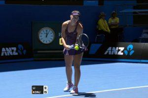 KAKAV USPJEH! Ana Konjuh pobijedila desetu tenisačicu svijeta