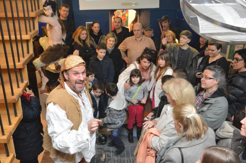 OD PERFORMANSA DO DEGUSTACIJE Što su Dubrovčani mogli vidjeti u Noći muzeja?