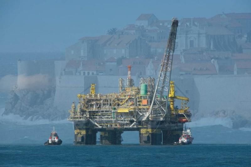 SVI 'giganti' kupili podatke o plinu i nafti u Jadranu