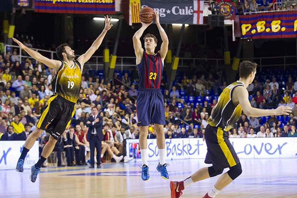 Mario Hezonja (FC Barcelona)