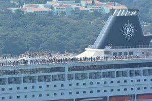 MSC Armonia cruiser