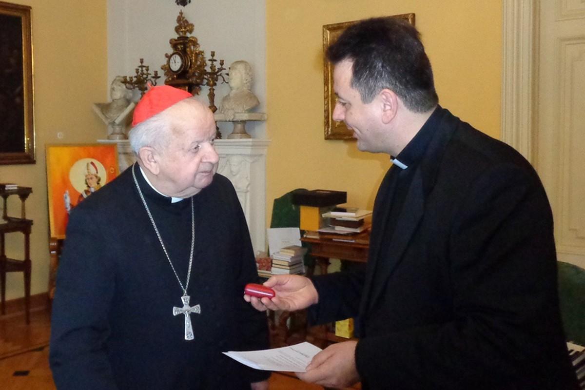 Moći pape Ivana Pavla II.