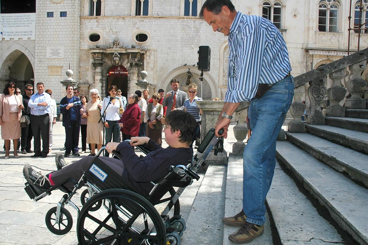 Transporter za invalide
