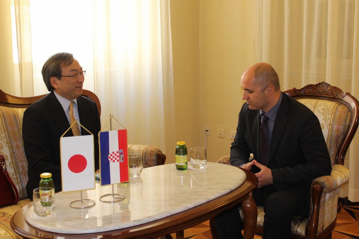 Japanski veleposlanik