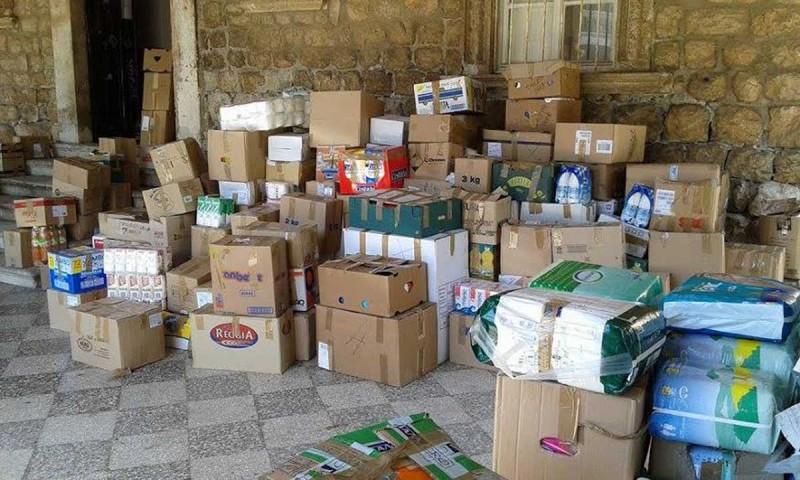 Pomoć se prikuplja na Šipanu, Merhamet poslao 5 tona pomoći za Bosnu